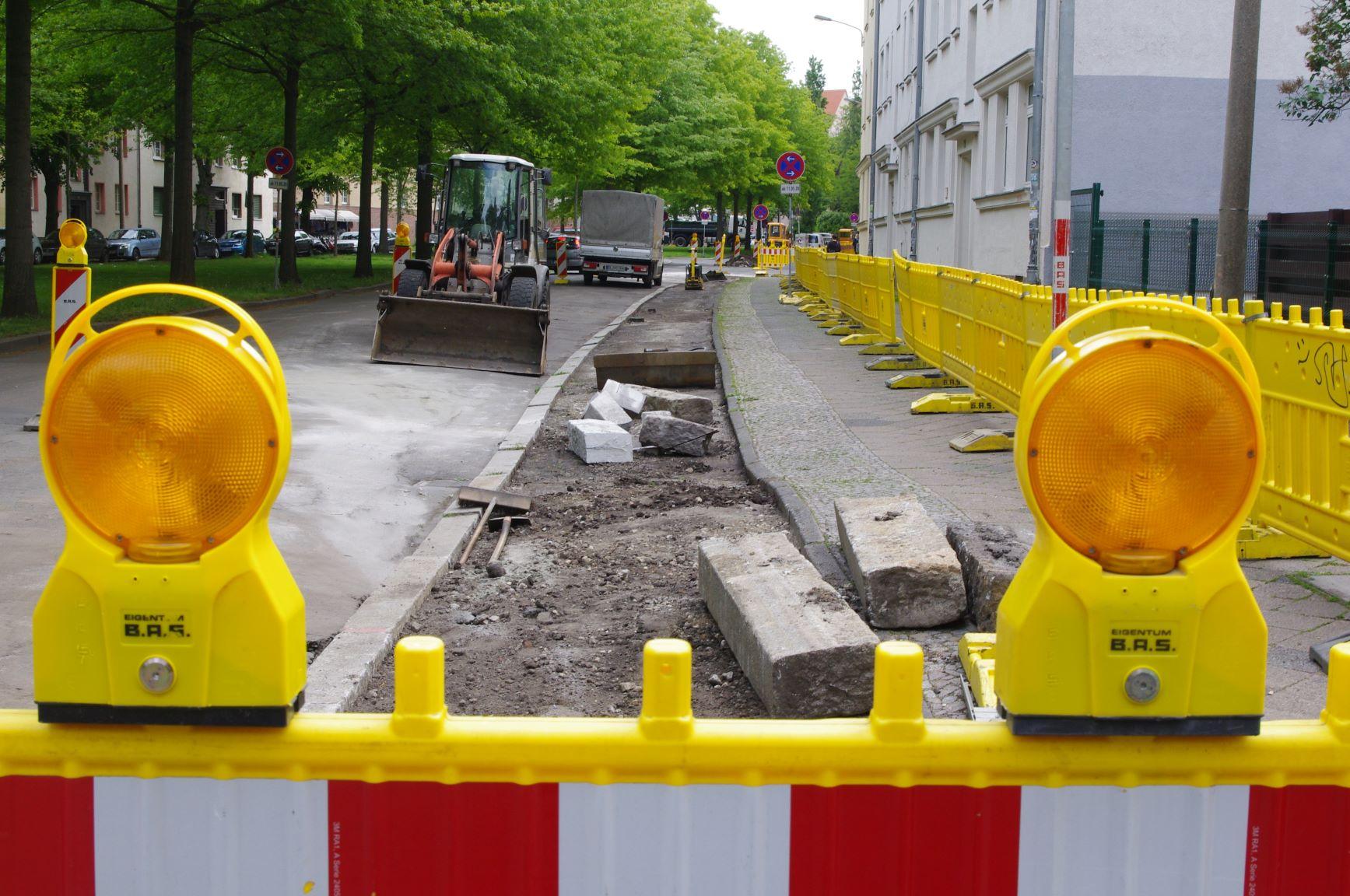 Mehr Parkplätze für besseren Fußverkehr?!
